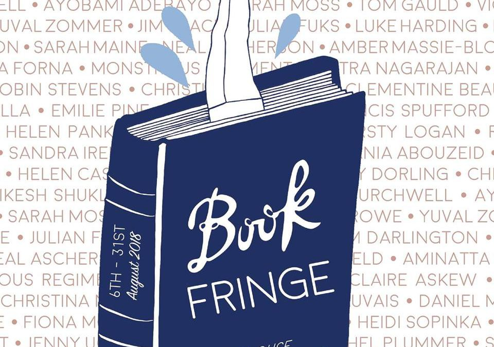 Fringe preview | Edinburgh Book Fringe